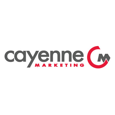 Cayenne Marketing Logo Design Shreveport Bossier